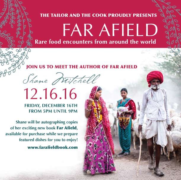 "Meet the Author of ""Far Afield"" Shane Mitchell"